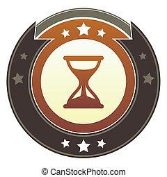 砂時計, 帝国, ボタン