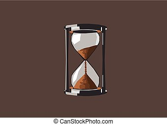 砂, 時計