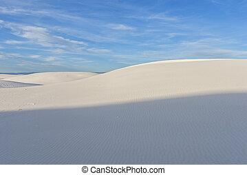 砂, 3, 陰, 白