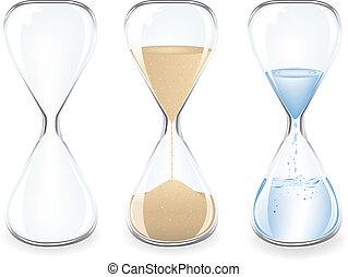 砂, clocks