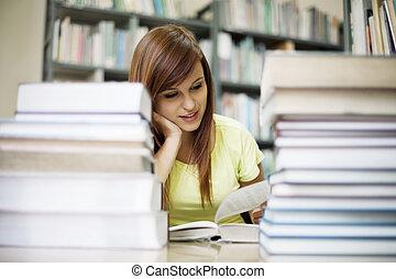 研究, 图书馆