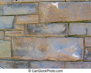 砖, 背景