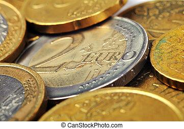 硬幣, 兩歐元