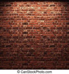 磚, 矢量, 背景