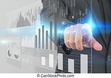 社会, 媒体, touchiang, icons., ビジネスマン
