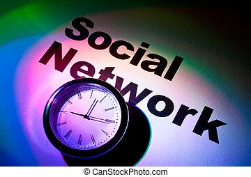 社會, 网絡