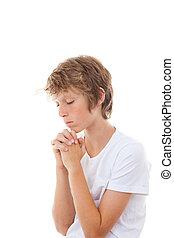 祈ること, キリスト教徒, 子供
