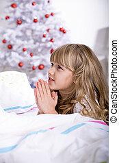 祈ること, クリスマス