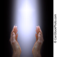 祈ること, 神, 精神