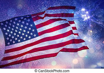 祝う, 独立記念日