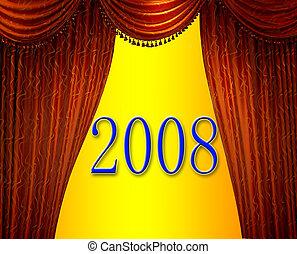 祝う, 2008