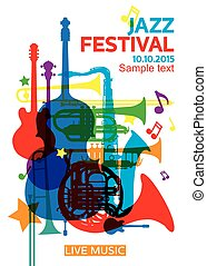 祝祭, poster2, ジャズ