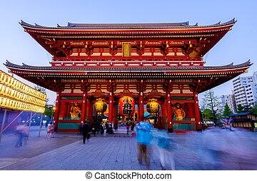 神社, 浅草寺