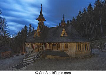 神社, marian, wiktorowki