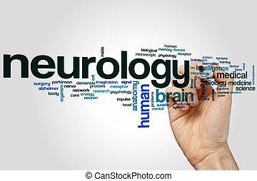 神経学, 単語, 雲