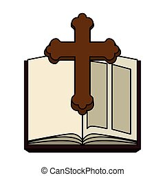 神聖, 木製である, 聖書, 交差点