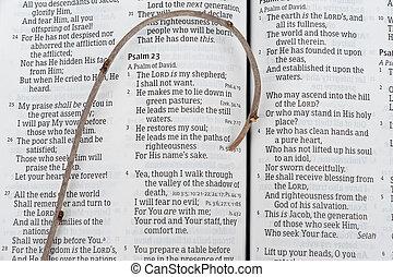 神聖, 開いた, 聖書, 23., 賛美歌
