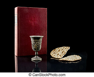 神聖, bread, 聖餐, ワイン