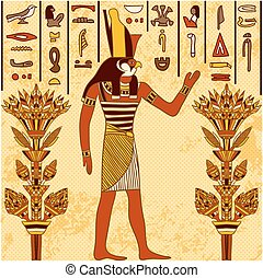 神, エジプト人