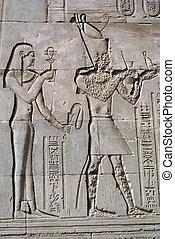 神, pharaon