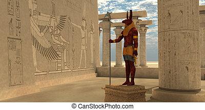 神, seth, エジプト人