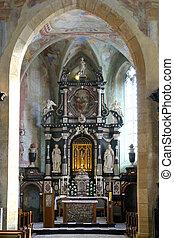 祭壇, 教会