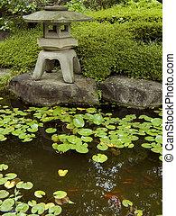 禅, garden&pond