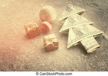 禮物, 樹, 聖誕節