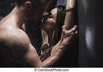私にキスしなさい, 今