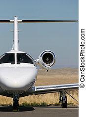 私人噴气式飛机