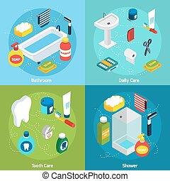 私人的衛生保健, 概念