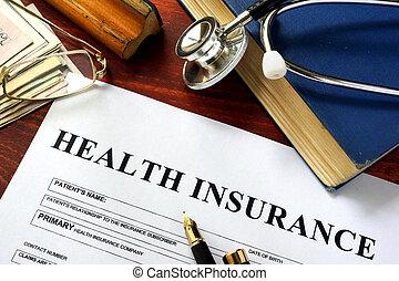 私用 健康保険
