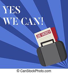 私達, 力, can., テキスト, 提示, 動機づけ, 印, 十分, 何か, 持ちなさい, 写真, 概念, はい, たくわえ, going.
