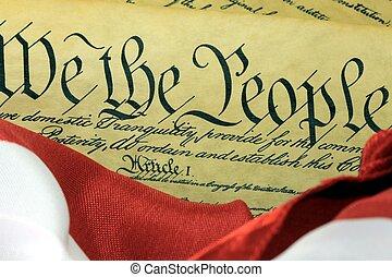 私達, -, 憲法, 私達, 人々