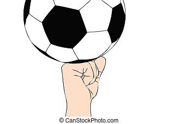 私, フットボール, 愛