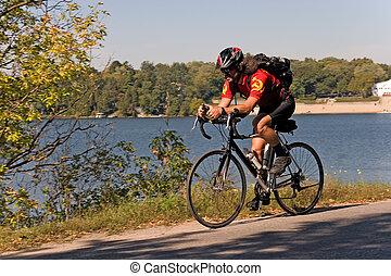 私, 02, サイクリング