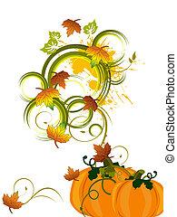 秋天, 設計