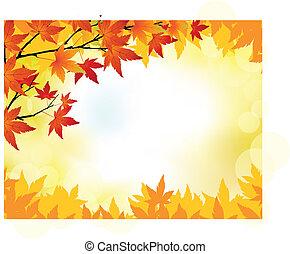 秋季, 背景