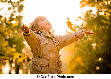 秋, すばらしい時間