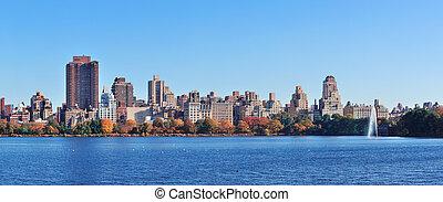 秋, ニューヨーク市