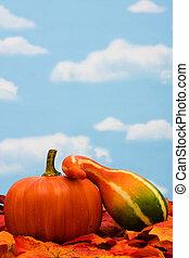 秋, 収穫