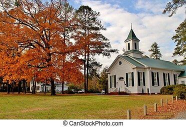 秋, 国教会, -2