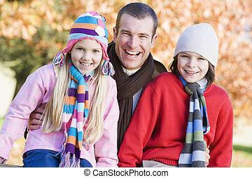 秋, 子供たちの父親となりなさい, 歩きなさい