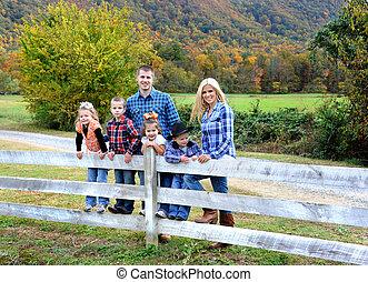 秋, 家族の 時間