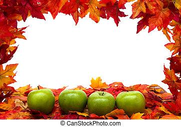 秋, 現場