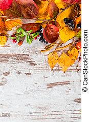 秋, 秋休暇, 背景