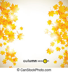 秋, 背景