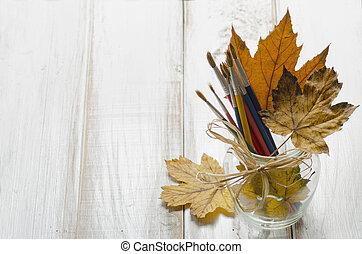 秋, art.