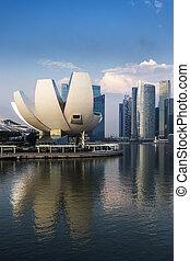 科学博物館, 観点, シンガポール