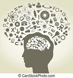 科学, head4